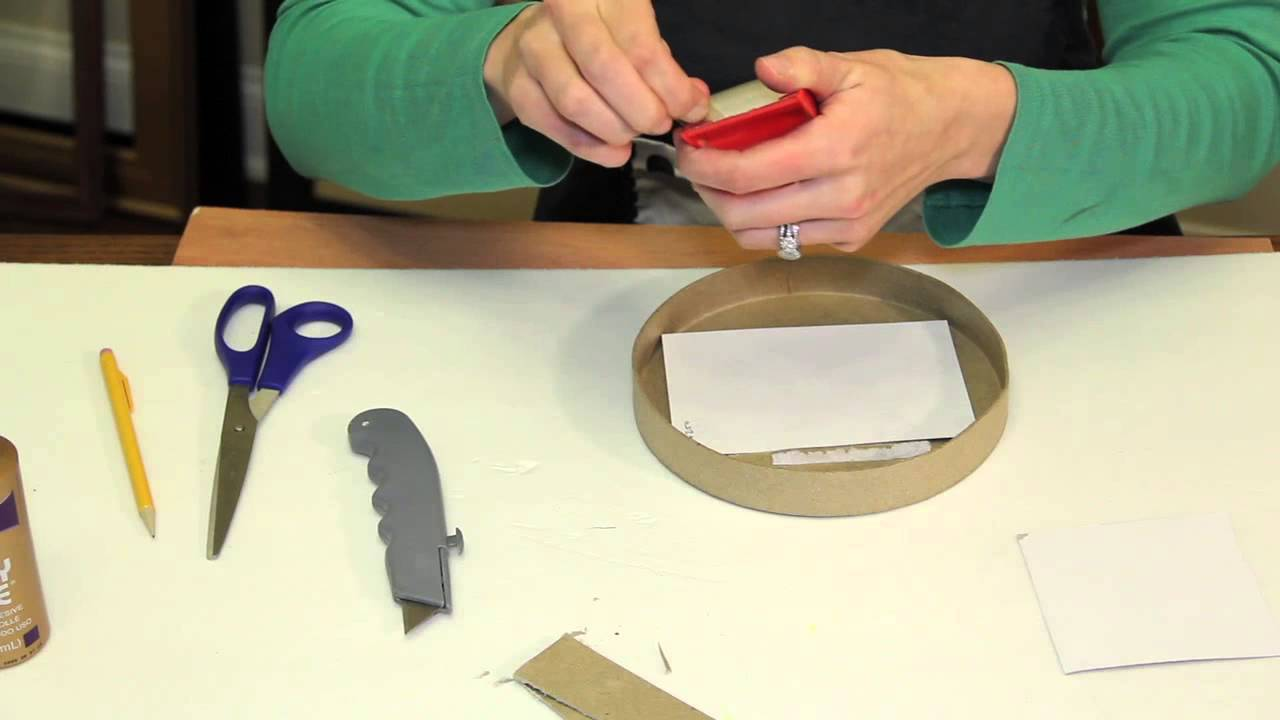 How To Make A Picture Frame From A Wedding Gift Card Box Picture