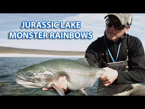 Fly Fishing Argentina - Jurassic Lake