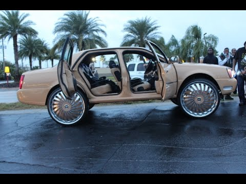 Cadillac With Suicide Doors On 30 Quot Dub Floaters 2014
