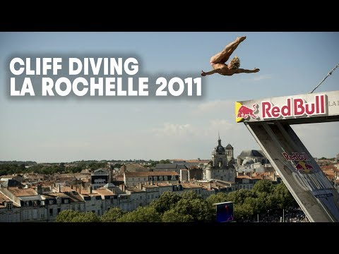 La Rochelle - Red Bull Cliff Diving World Series 2011