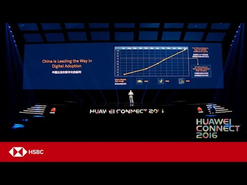 HSBC Technology | Darryl West on Banking at the Speed of Digital