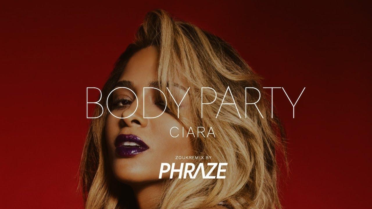 musica da ciara body party