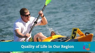 Quality of Life in Our Region