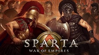 Спарта: война империй!!! Уничтожение ПЕРСИДСКОГО обоза и ИМПЕРИИ игрока