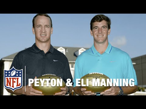 The Manning Brothers Return to Their High School   Super Bowl High School Honor Roll   NFL
