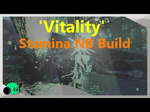 'Vitality' Stamina Nightblade Build *CwC Patch*