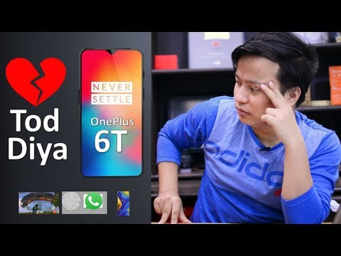 Oneplus 6T Specification & Price , WhatsApp Touch id, PUBG Game Alternative, Mediatek Helio p70