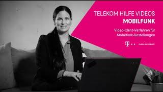 Video-Ident-Verfahren für Mobilfunk-Bestellungen und zur Freischaltung Ihrer Prepaid SIM-Karte