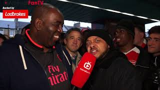 Arsenal 2-0 Tottenham | I Need A Sat Nav To Find Kane & Dele Alli (Troopz On Fire)