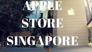 Gambar cover PASSED BY SINGAPORE APPLE STORE