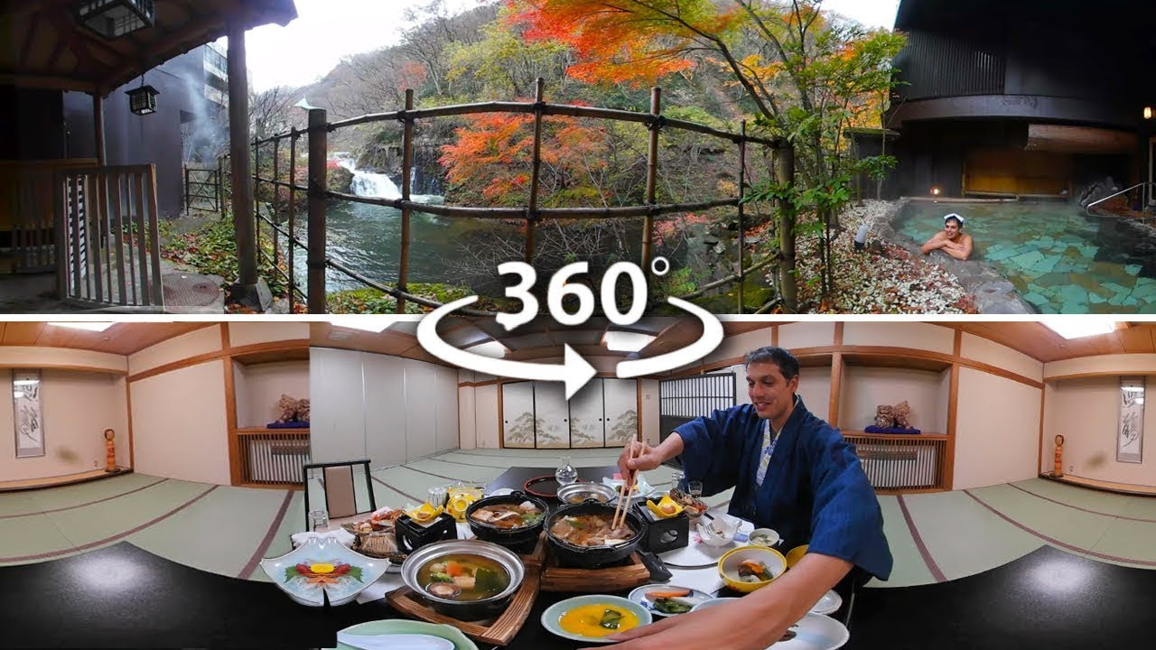 Japanese Hot Spring Baths Amp Hotel Room View 360 176 Vr ★ Only