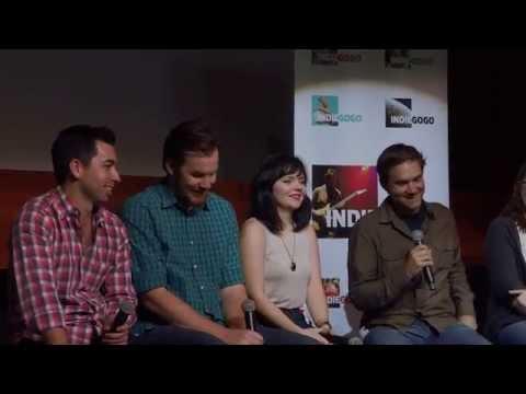 Indiegogo YouTube Space Creator Panel