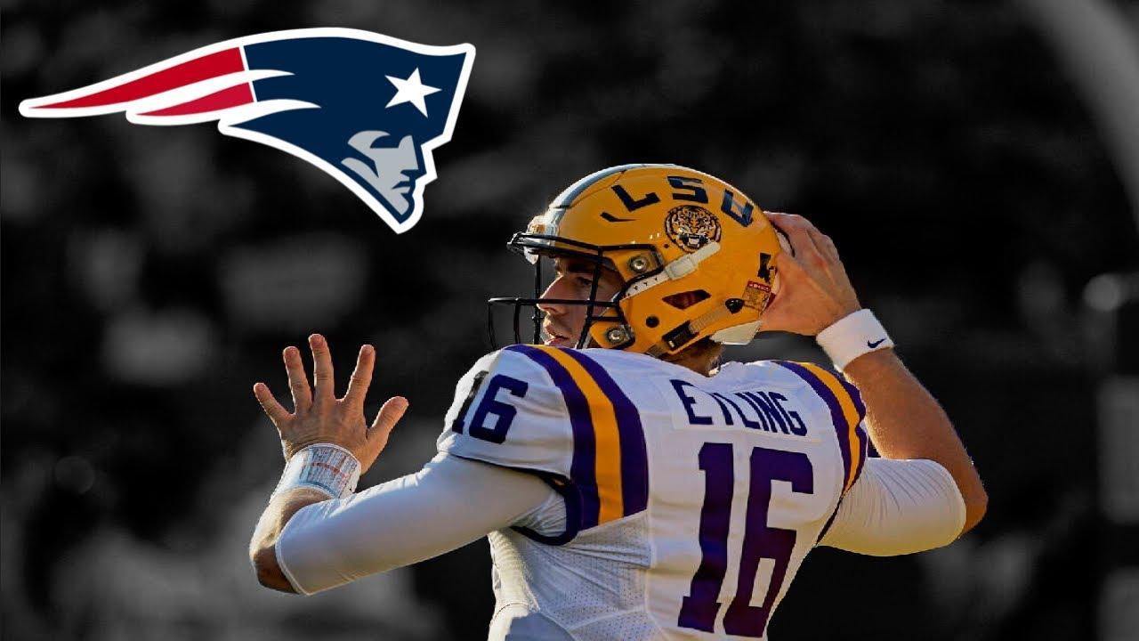 e67ada806e6 Patriots Draft QB Danny Etling - YouTube
