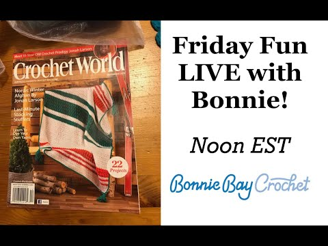 Friday Fun LIVE With Bonnie!