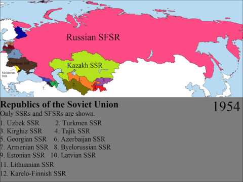 Republics of the USSR