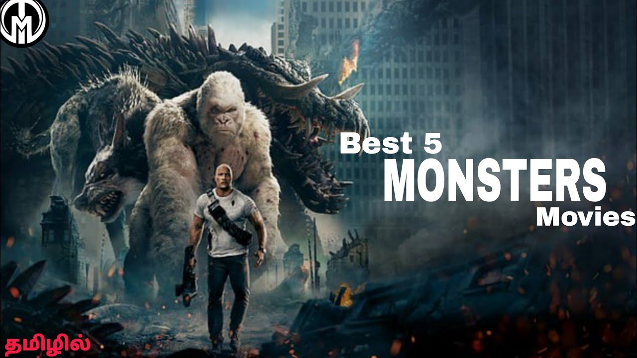 Download Best 5 Monster Tamil Dubbed Movie's || தமிழில் || MT Channel