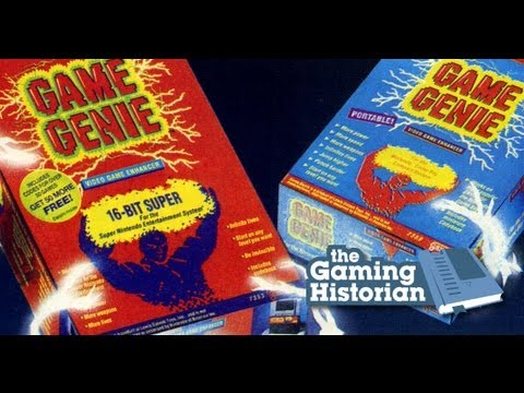 Game Genie - Gaming Historian
