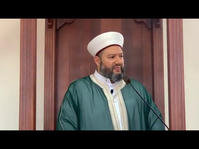 صفات الله الثلاث عشرة | خطبة الجمعة من مسجد السلام في سيدني