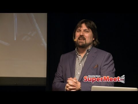 Amsterdam SuperMeet: Autodesk Smoke Goes to the Movies