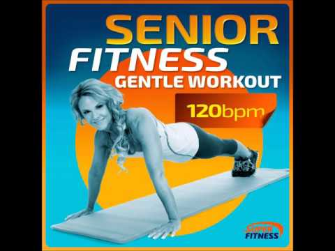 Senior Fitness Gentle 1 Hour Workout Mix