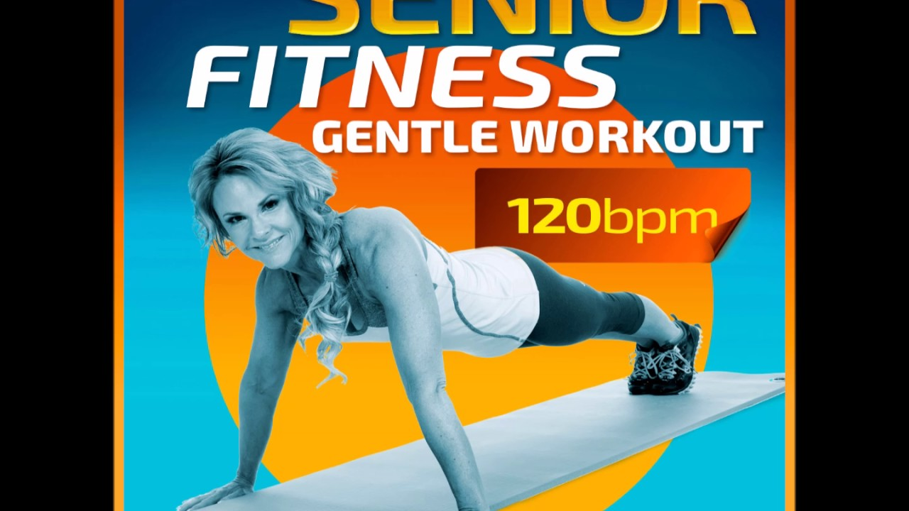 Senior Fitness Gentle 1 Hour Workout Mix Youtube