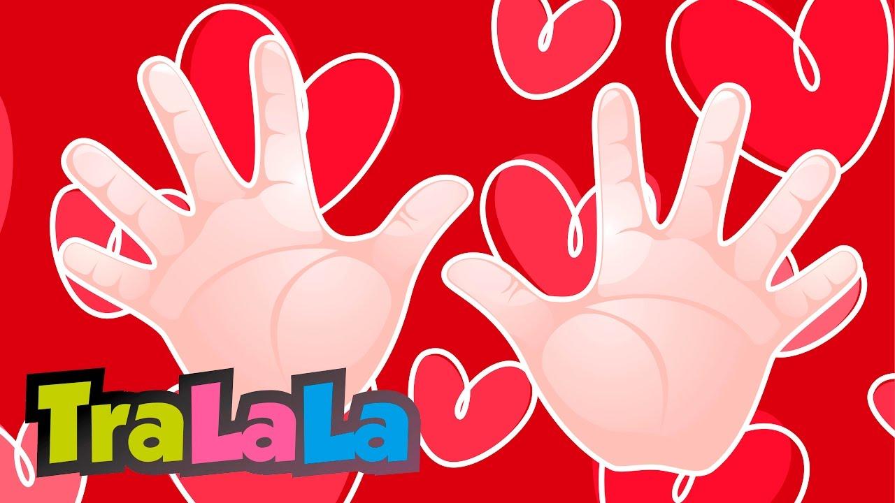 10 degețele - Cântece pentru copii   TraLaLa