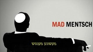 "Mad Mentsch #1 - Jewish Version of ""It Gets Better"""