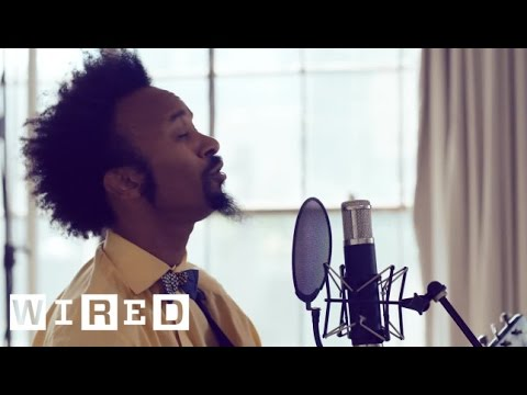 Fantastic Negrito Sings Lost in a Crowd  At WIRED
