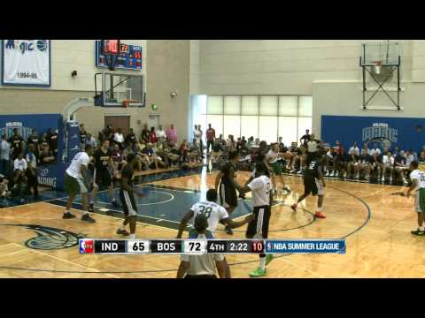 "Kelly Olynyk Dominates in Orlando-""The Guy Can Flat Out Play!"""