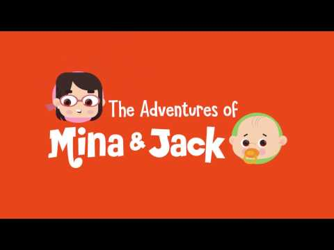 Thumbnail: The Adventures of Mina and Jack - Prologue : The Animated Series | BBC Viral Interview Inspired
