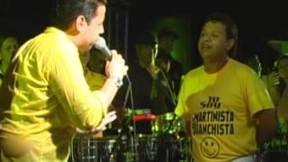 Mi Primera Cana + Versos (Vivo) - Martin Elias + Rafael Santos + Juancho De La Espriella