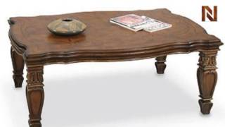 Torricella Rect Cocktail Wood Top 288-00 By Fairmont Designs