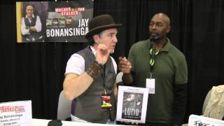 Ray Bonansinga co Author of The Walking Dead novels at WSC Dallas 2015  - Pt 2 of 2