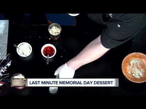 Creating A Memorial Day Dessert