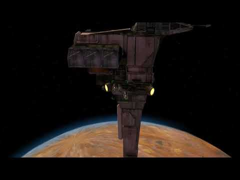 Docking With Player Ship In SWG Legends