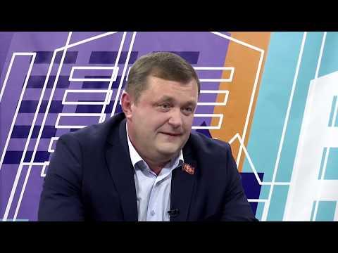 """Гость - Игорь Макаров, председатель совета ТОС """"Прудок"""""""