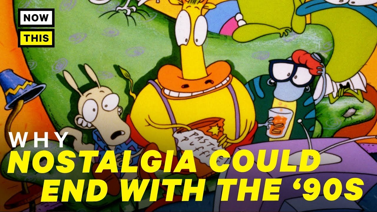 Why Nostalgia Could End With the '90s | NowThis Nerd