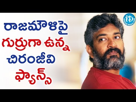 Mega Fans Fire on Rajamouli | I am Ready to Work with YS Jagan For Special Status Hqdefault