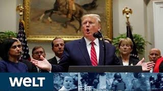 TWITTER-ATTACKE: Versucht Donald Trump Zeugen einzuschüchtern?