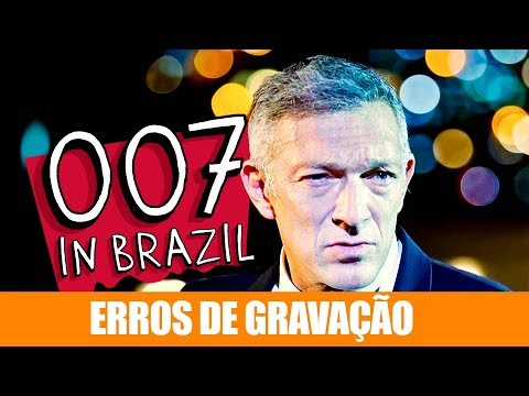 ERROS DE GRAVAÇÃO - 007 IN BRAZIL