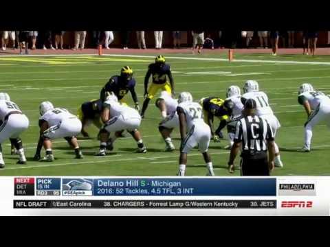 NFL Draft 2017: Seahawks Day 2