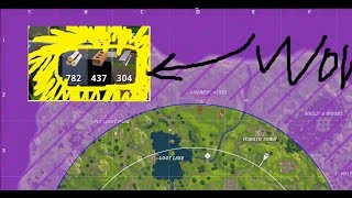 Fortnite: How To Hit the Blue Circles Everytime When Gathering Resources