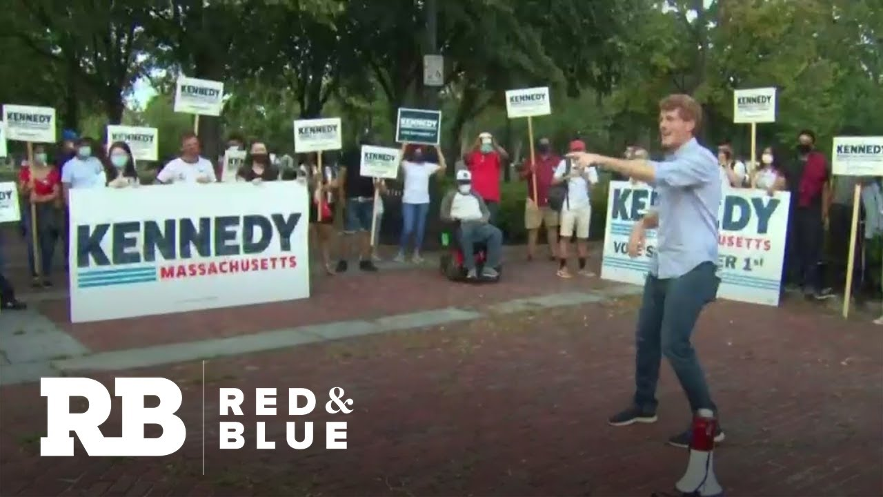 Joe Kennedy III faces US Sen. Ed Markey in Mass. primary fight