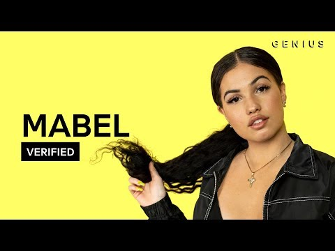"""Mabel """"Don't Call Me Up"""" Official Lyrics & Meaning   Verified"""