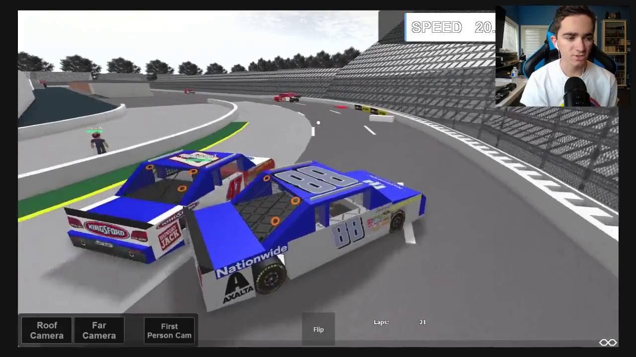 Nascar Live Stream Free >> ROBLOX [Xbox One] NASCAR & More Games! | Twitch.TV ...