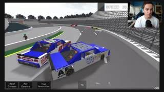 ROBLOX [Xbox One] NASCAR & More Games! | Twitch.TV Livestream