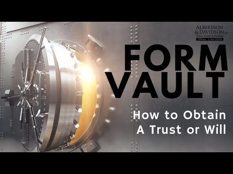 How To Obtain A Copy Of A Trust Or Will