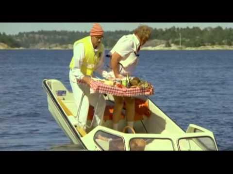 Vad var det som hände med båten!? (SOS - En segelsällskapsresa)