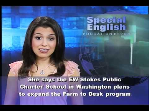 Phát âm chuẩn cùng VOA - Anh ngữ đặc biệt 492 education (VOA)