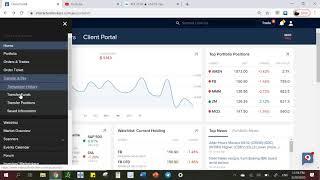 Deposit to Interactive Broker (IB)